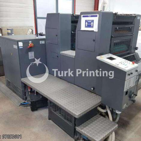 Used Heidelberg SM 52-2 Offset Printing Machine year of 1999 for sale, price 17000 EUR FOT (Free On Truck), at TurkPrinting in Used Offset Printing Machines