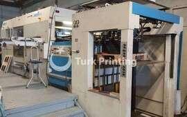 JR 105 F Die Cutting Machine