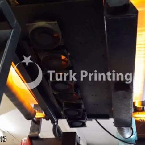 Used Goss Community Offset Printing Press with dryer year of 1990 for sale, price ask the owner, at TurkPrinting in Coldset Web Offset Printing Machines