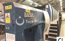 Rapida 142 -8 SW-4 FAPC