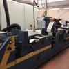 atılık ikinci el Gallus T 250 flekso baskı makinası. year 1994 semi-rotative 4 x units letterpress 1 x Flexo Varnish 5 x UV dryers