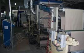 3 color printing machine