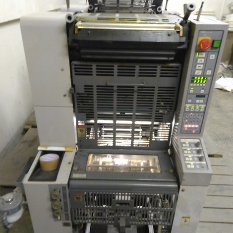 New Ryobi 3304 HA offset printing machine for sale year of 1999 for sale, price ask the owner, at TurkPrinting in Used Offset Printing Machines