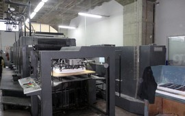 CD 102-5 Offset Printing Machine For Sale