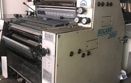 202 offset printing machine For Sale