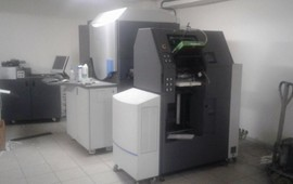 INDIGO PRESS 3050 DİJİTAL BASKI MAKİNASI