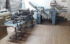 T45 kırım/katlama makinesi