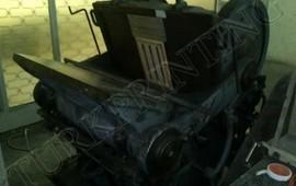 64x90 pedal çift forsa sürücülü fansfelo alman