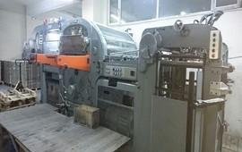 SP 1260 E AUTOMATIC DIE CUTTING MACHINE