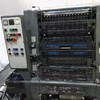 Used Heidelberg GTO 2 colors offset printing machine for sale.