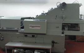 Hot Foiling Machine