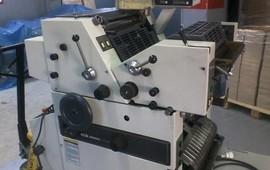 Satılk 2 Renk Sürekli Form Baskı Makinesi RYOBI 3202 MCS