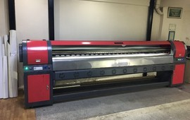 PZ 320 8 Digital printing machine