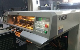 754 Offset Printing Machine For Sale