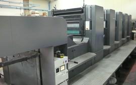 CD 102-5 Ofset Baskı Makinesi