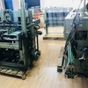 Used Muller Martini 1509 Saddle Stitching Machine For sale. Cover feeder Stitching units with 2heads