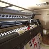 Used HP latex L25500 digital printing machine for sale.