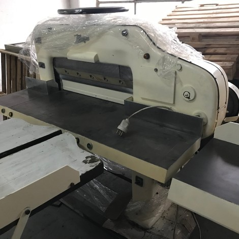 Used very clean KAYM 72CM paper cutter for sale. 72 CM KAYM PAPER CUTTER GOOD CONDITION