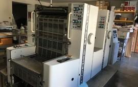 Oliver 258 EPZ Ofset Baskı Makinası