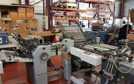 TI 52/4 Folding Machine For Sale
