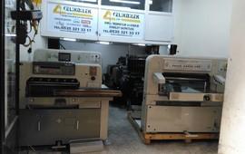 92 CE Paper Cutting Machine