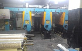 4 Color Rotogravure Printing Press Machines