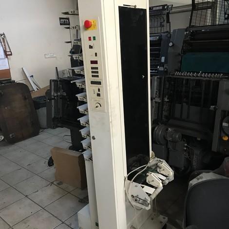 Satılık ikinci el C.P Bourg tabaka harman makinası. 12 İSTASYONLU KULE HARMAN MAKİNESİBAKIMI YENİ YAPILMIŞ ÇALIŞMAYAN AKSAMI YOKTUR