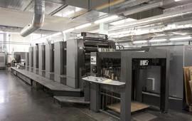 Speedmaster CD 102-6+LX Printing Machine For Sale