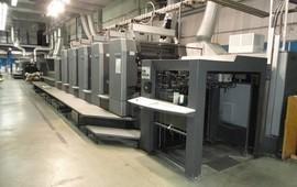 SM 102-5 L Ofset Baskı Makinesi