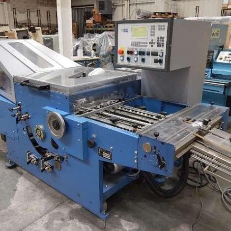Satılık MBO ZSF 66 Katlama Makinesi İplik Dikiş Ünitesi. MBO ZSF 66 Thread sealing machine
