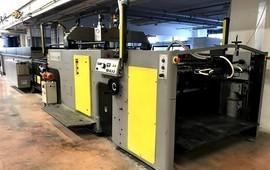CP 2 Cyber Press Serigrafi / Lak Makinesi