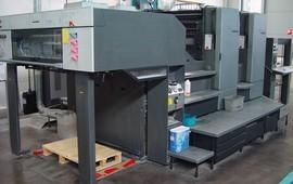 SM 102-2P Ofset Baskı Makinası