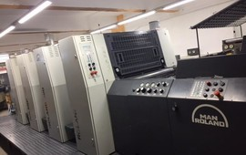 304 printing machine for sale