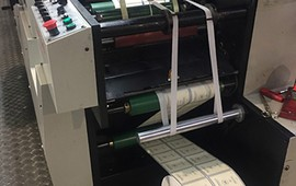 Viva 340 Label Printing Machine For Sale